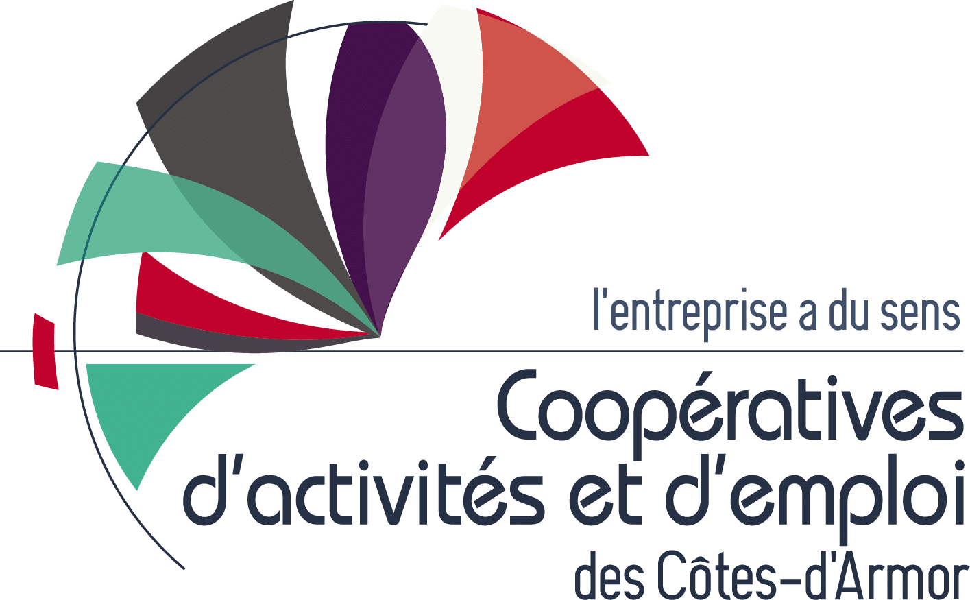 logo coopératives d'activités et d'emploi